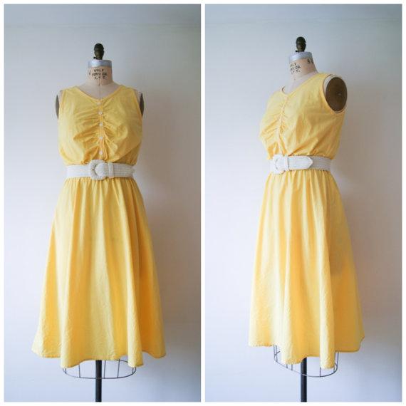yellowdaydress